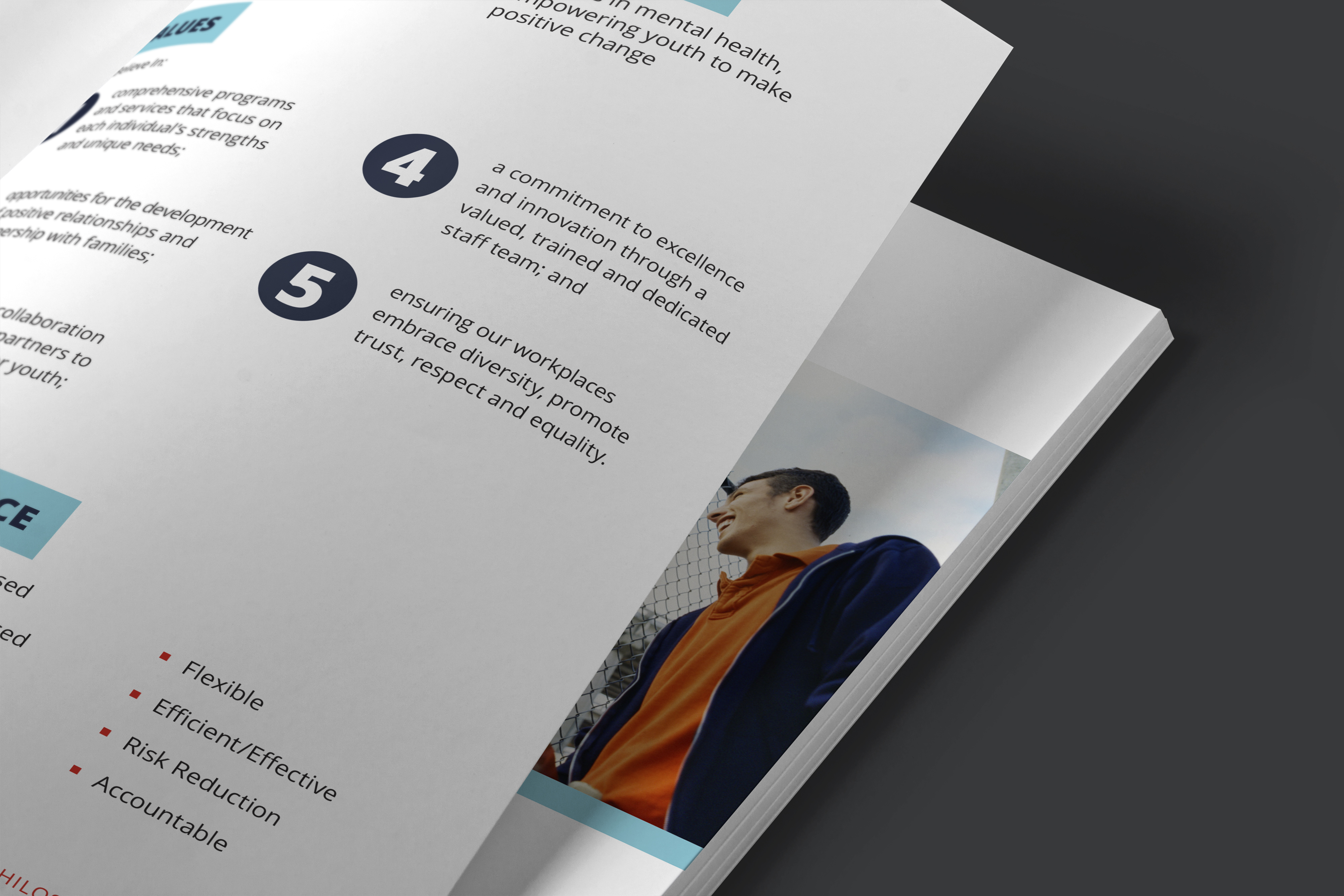 Turning Point Youth Services - Annual Report - Inside Spreads
