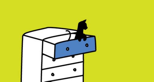 #HelpFredFillAHome - Digital Campaign - Animation Design - Dresser