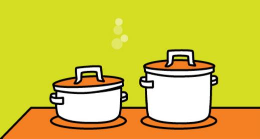 #HelpFredFillAHome - Digital Campaign - Animation Design - Pots
