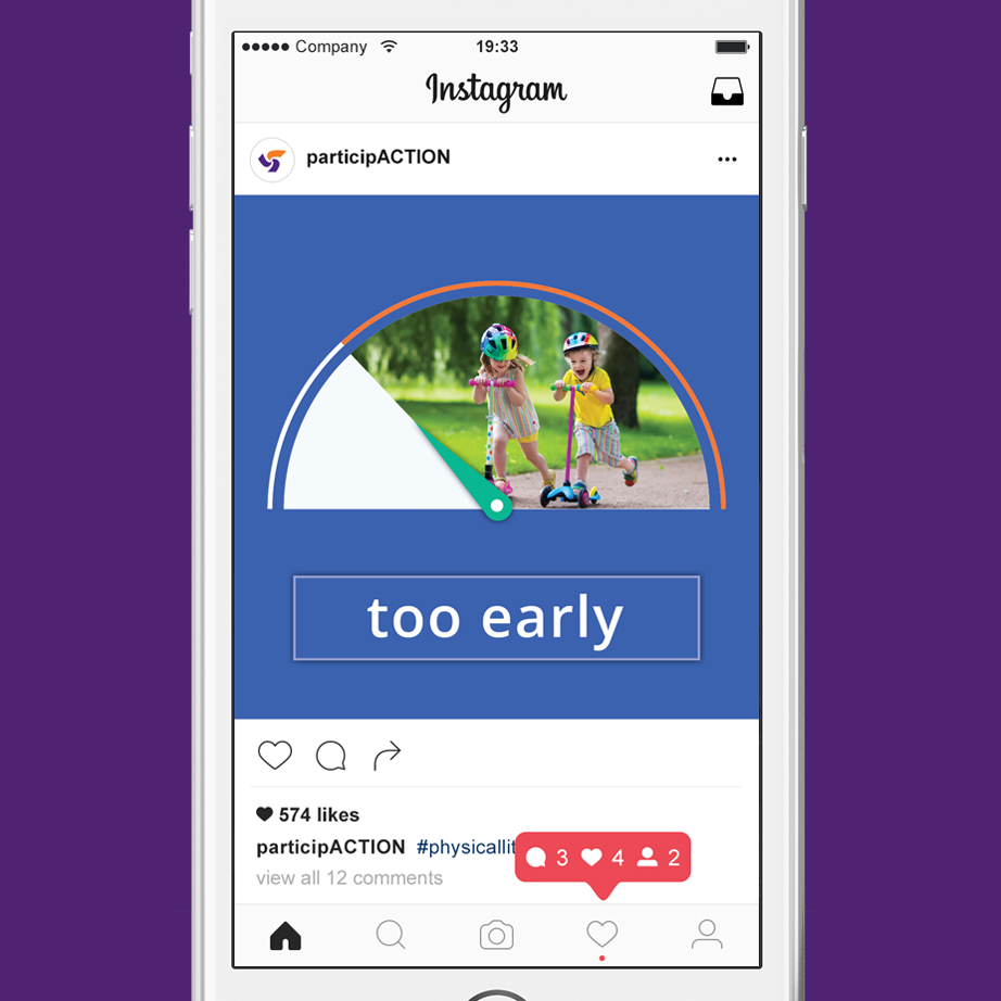 ParticipACTION - Physical Literacy - Instagram Spread
