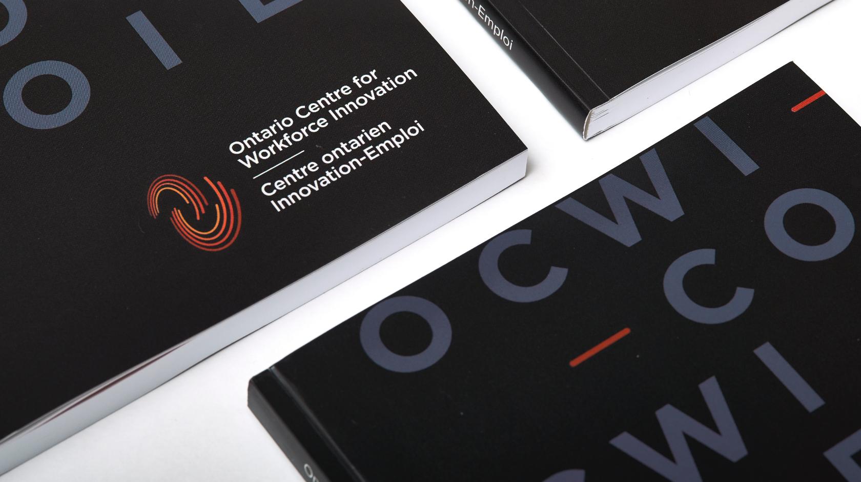OCWI - Ontario Centre for Workforce Innovation - Cover Design