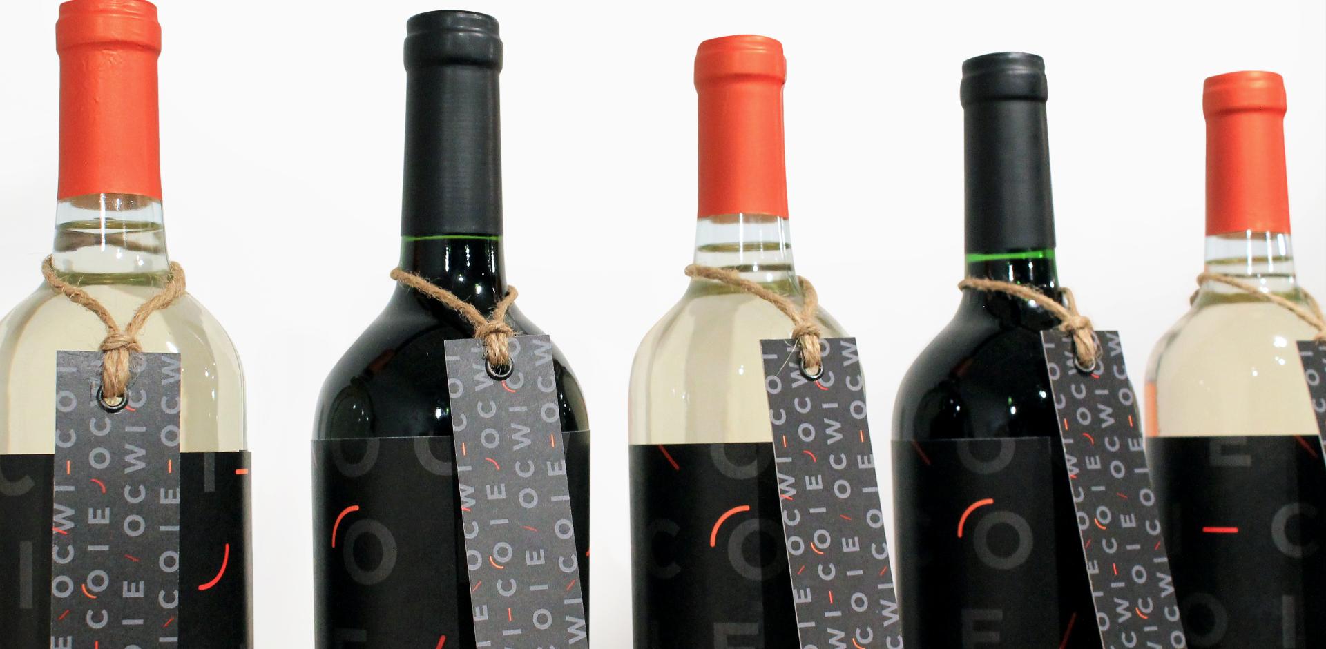 Ontario Centre for Workforce Innovation - Packaging Design - Wine Bottles